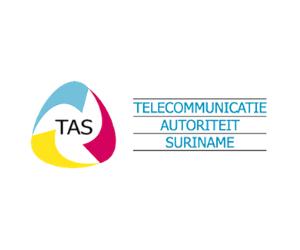 Telecommunicatie Autoriteit Suriname Logo